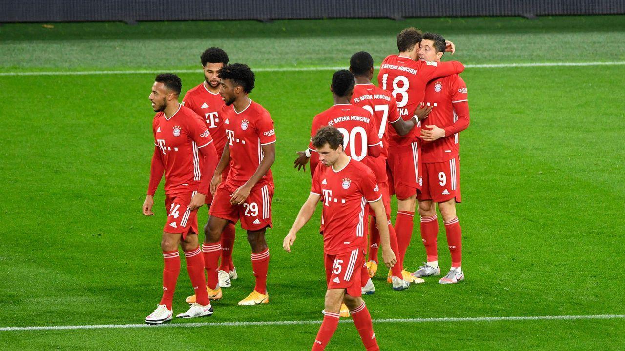 Die Vertragssituationen beim FC Bayern - Bildquelle: 2020 imago