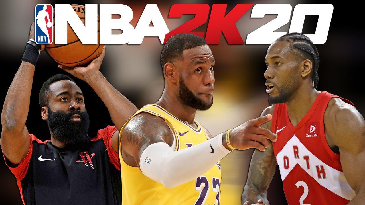 NBA2K20: Die zehn besten Spieler im Game - Bildquelle: 2019 Getty Images