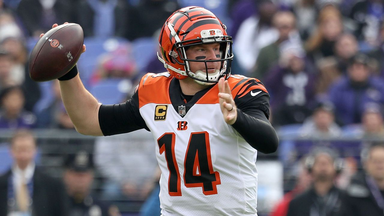 Andy Dalton (Cincinnati Bengals) - Bildquelle: Getty
