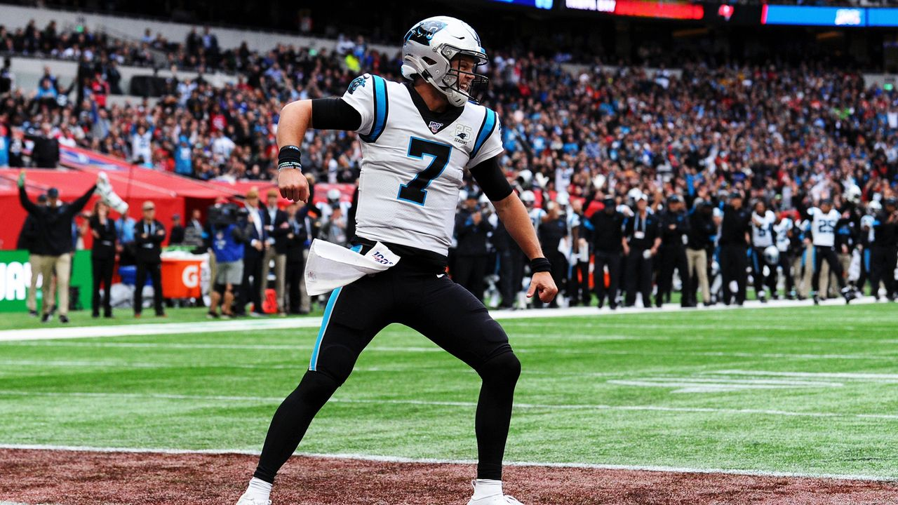 Kyle Allen (Carolina Panthers) - Bildquelle: Getty