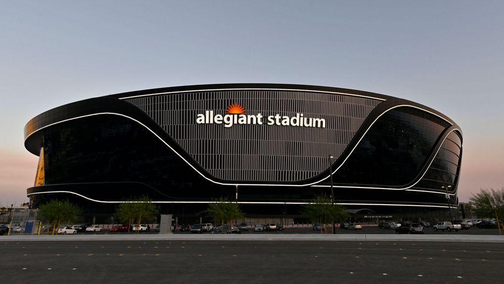 Der Super Bowl 2024 könnte imAllegiant Stadium in Las Vegas stattfinden. - Bildquelle: Imago Images