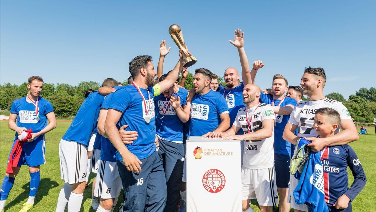 BSC Hastedt (5. Liga) - Bildquelle: imago/Nordphoto