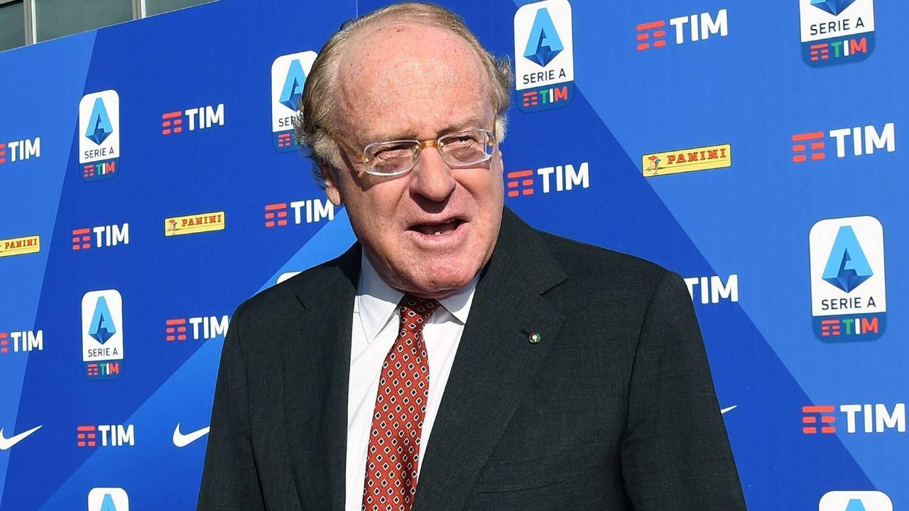 Paolo Scaroni (AC Mailand) - Bildquelle: Imago