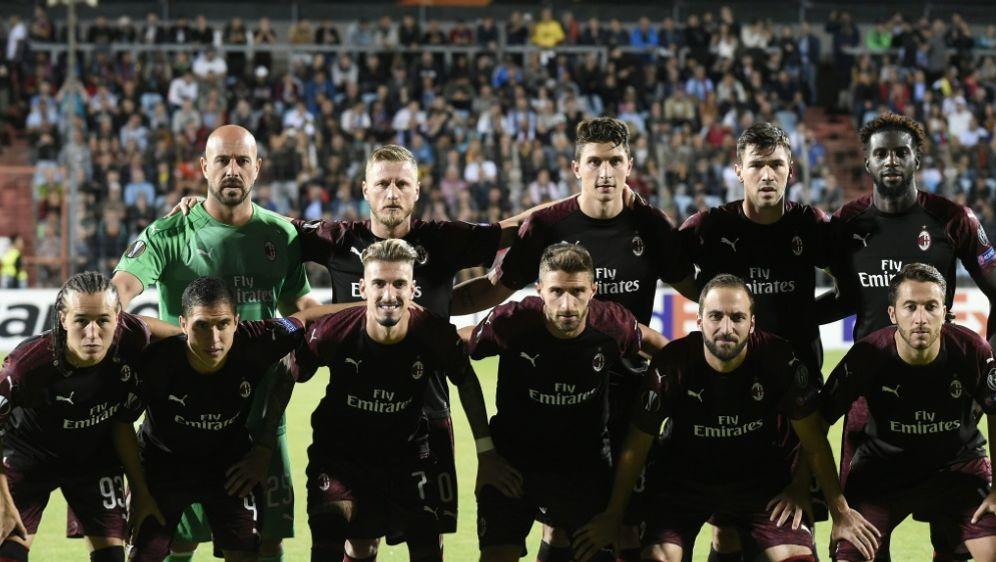 Milan fuhr Rekordverluste ein - Bildquelle: AFPSIDJOHN THYS