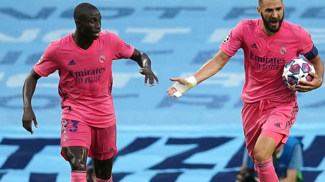 Ferland Mendy (Real Madrid) - Bildquelle: Getty Images