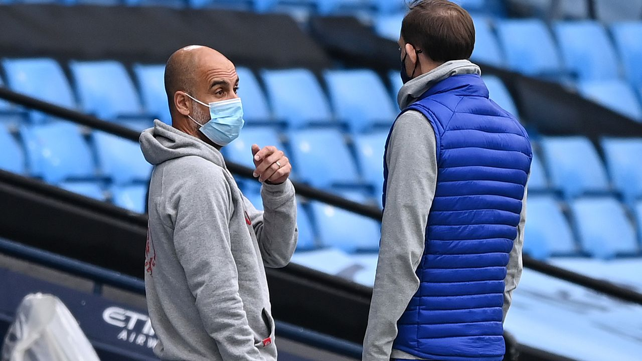 Pep Guardiola III? (Manchester City) - Bildquelle: 2021 Getty Images