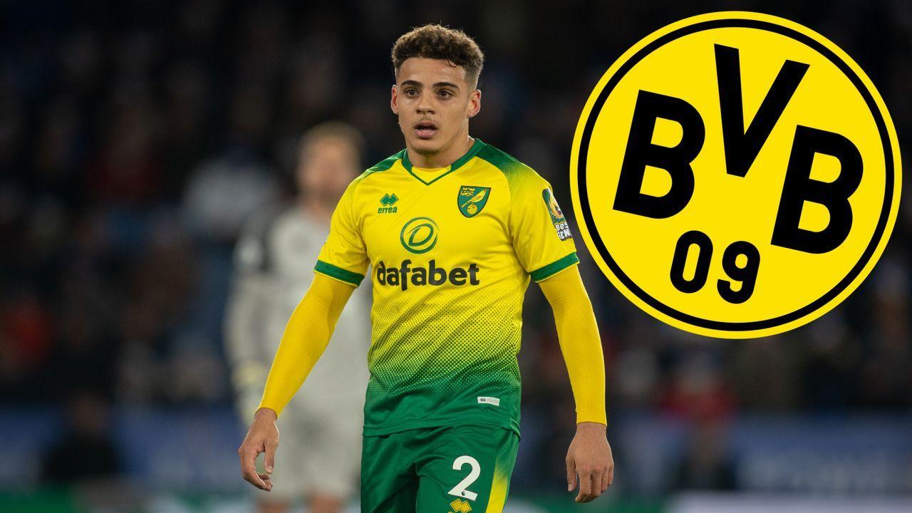 Max Aarons (Norwich City) - Bildquelle: imago