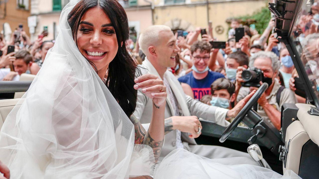EM-Held Bernardeschi kommt zu spät zur eigenen Hochzeit - Bildquelle: imago images/Independent Photo Agency Int.