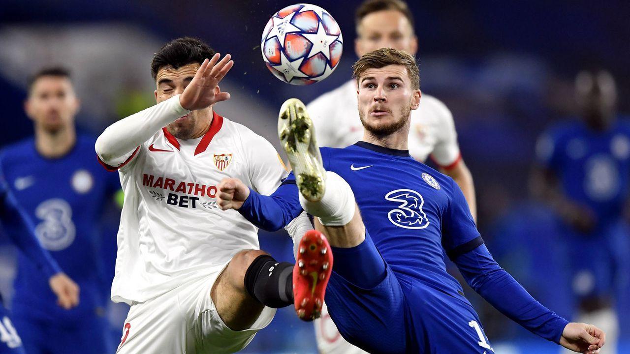 Chelsea und Liverpool ohne viel Spektakel - Bildquelle: imago images/PA Images