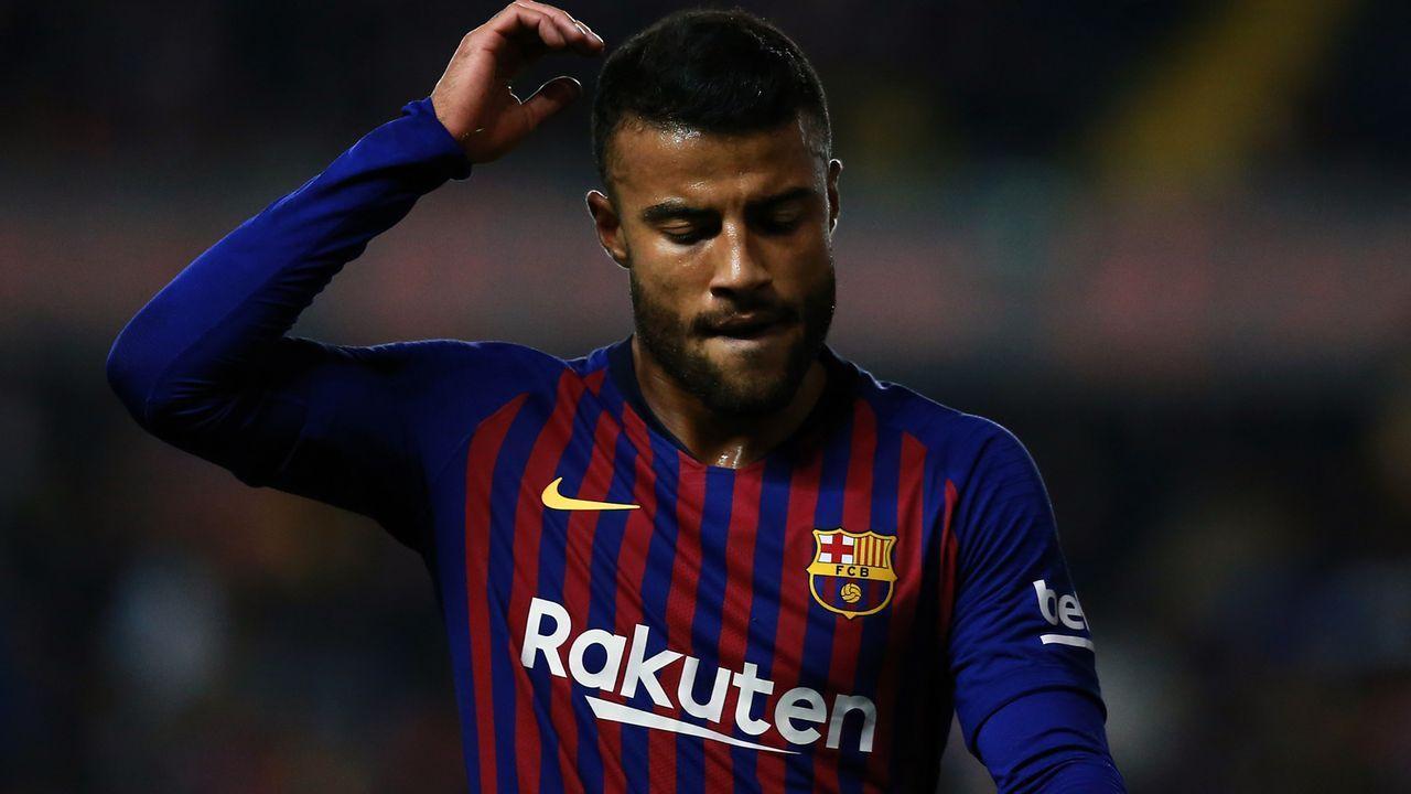 Rafinha (FC Barcelona) - Bildquelle: 2018 Getty Images