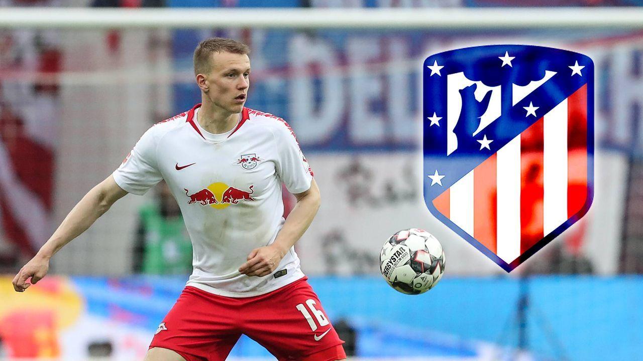 Lukas Klostermann (RB Leipzig) - Bildquelle: imago images / Christian Schroedter