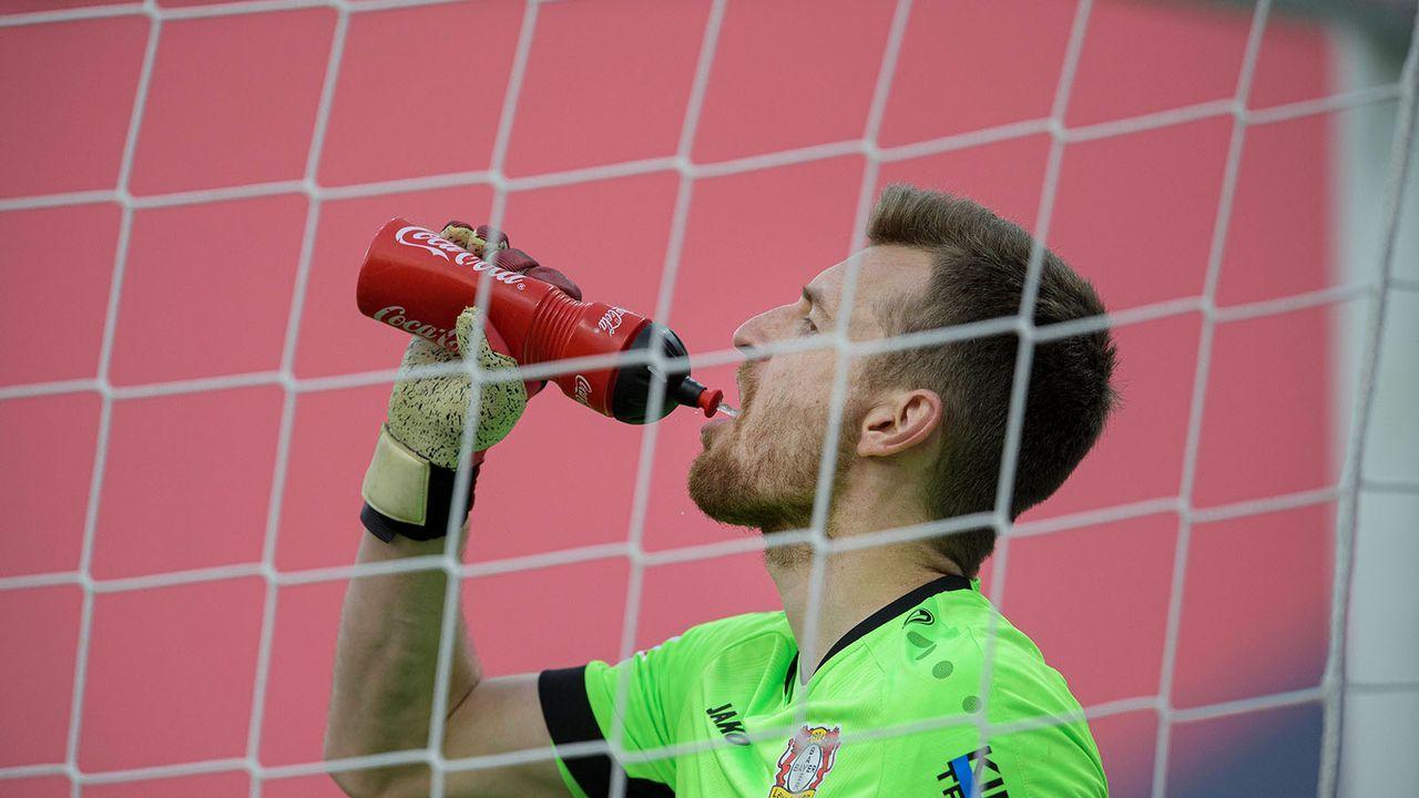 Platz 6: Bayer Leverkusen (50 Punkte) - Bildquelle: imago images/Sven Simon