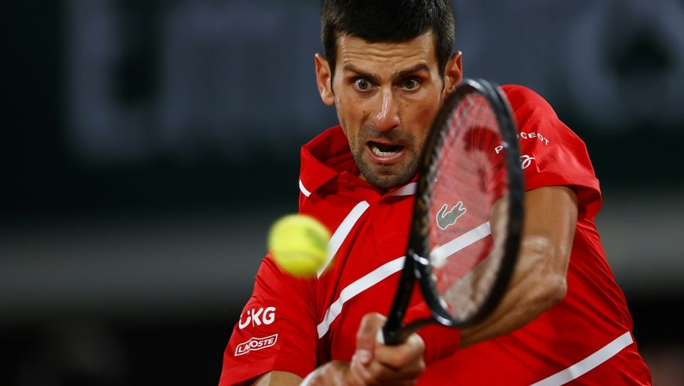 """Djokovic sucht Kraft bei """"Energie-Pyramiden"""" - Bildquelle: AFPSIDTHOMAS SAMSON"""