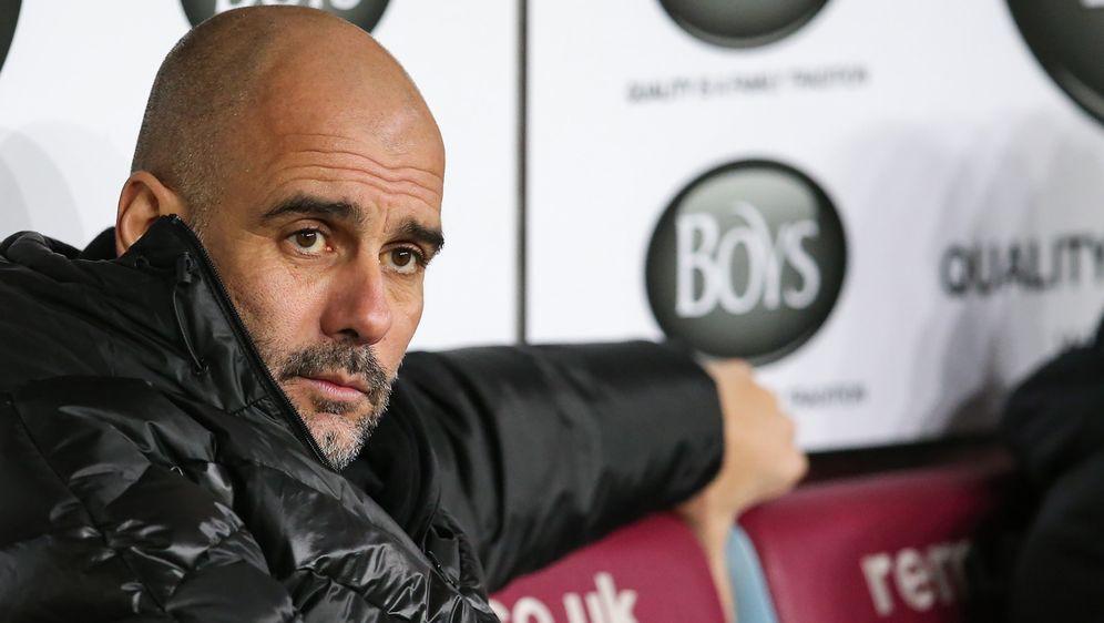 Wie bei Barcelona macht Guardiola das verflixte vierte Jahr Probleme. - Bildquelle: 2019 imago
