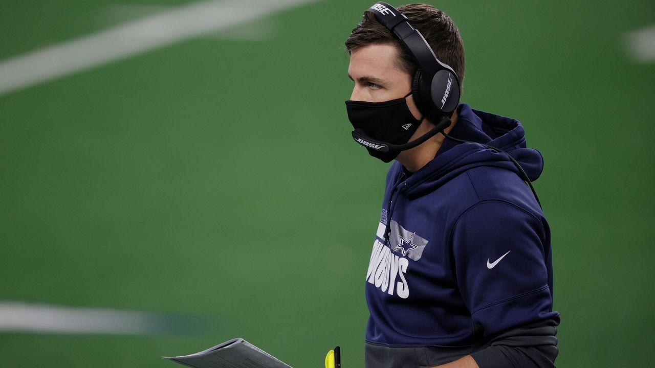 Kellen Moore (Offensive Coordinator - Dallas Cowboys) - Bildquelle: 2020 Getty Images