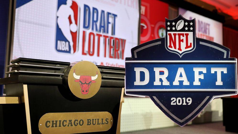 Könnte es in der NFL ähnlich wie in der NBA bald ein Draft-Lotterie-Verfahre... - Bildquelle: imago