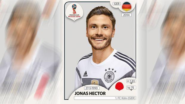 Jonas Hector (1. FC Köln) - Bildquelle: Panini