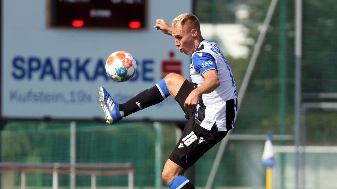 Florian Krüger (Arminia Bielefeld) - Bildquelle: imago images/Sportfoto Rudel