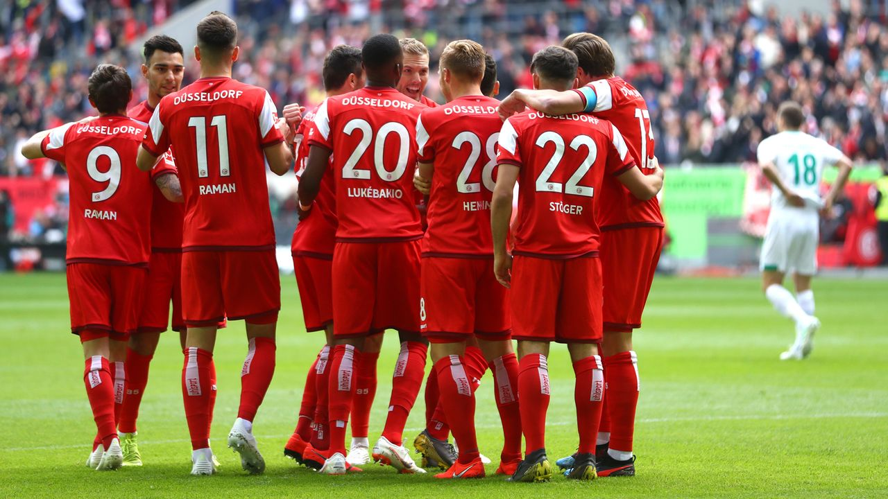 Fortuna Düsseldorf (2018/19) - Bildquelle: 2019 Getty Images