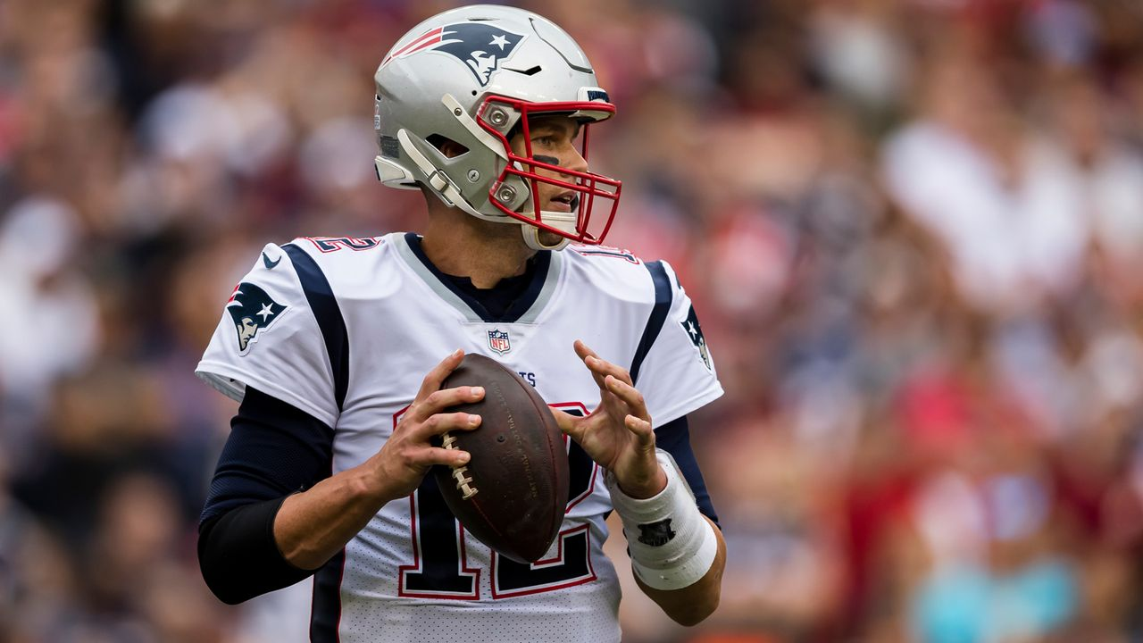 Pick 23: New England Patriots - Bildquelle: 2019 Getty Images