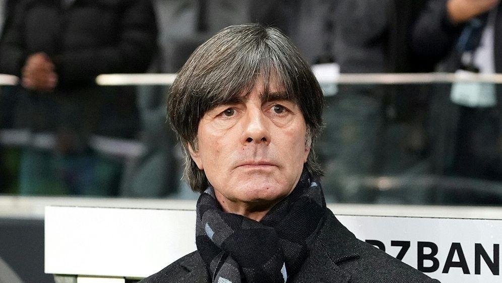 Joachim Löw hat keinen Wunschgegner für die EM 2020 - Bildquelle: PIXATHLONPIXATHLONSID
