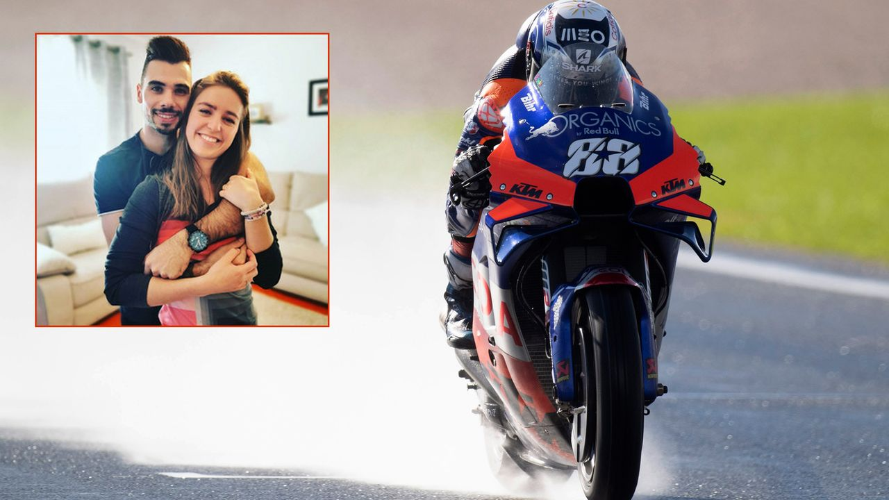MotoGP-Star heiratet Stiefschwester - Bildquelle: 2020 Getty Images