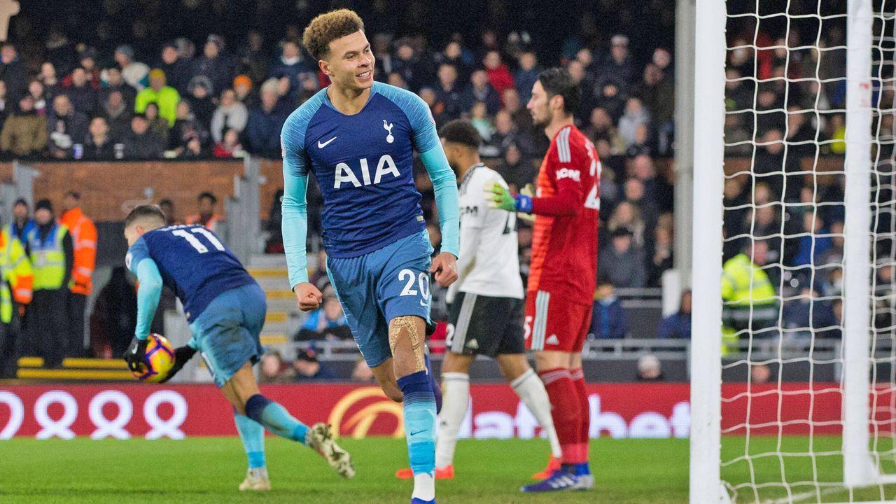 Dele Alli (Tottenham Hotspur) - Bildquelle: imago