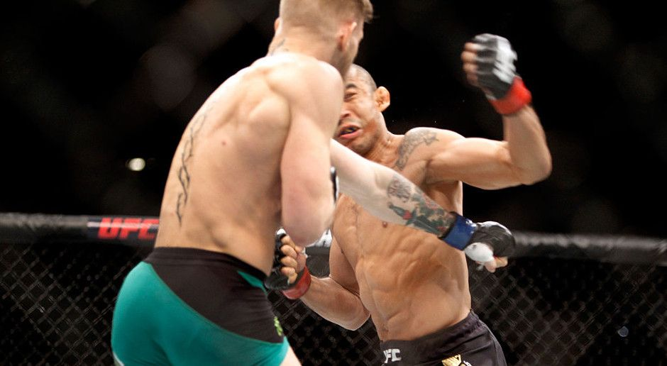 12. Dezember 2015: Aldo vs. McGregor - Bildquelle: Getty Images