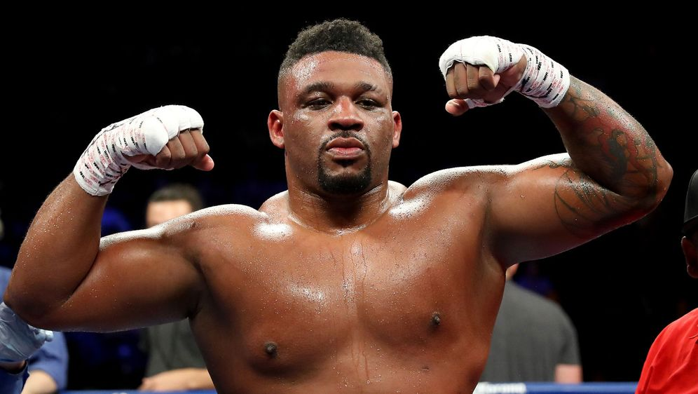 Jarrell Miller fordert am 1. Juni in New York Champion Anthony Joshua - Bildquelle: 2017 Getty Images