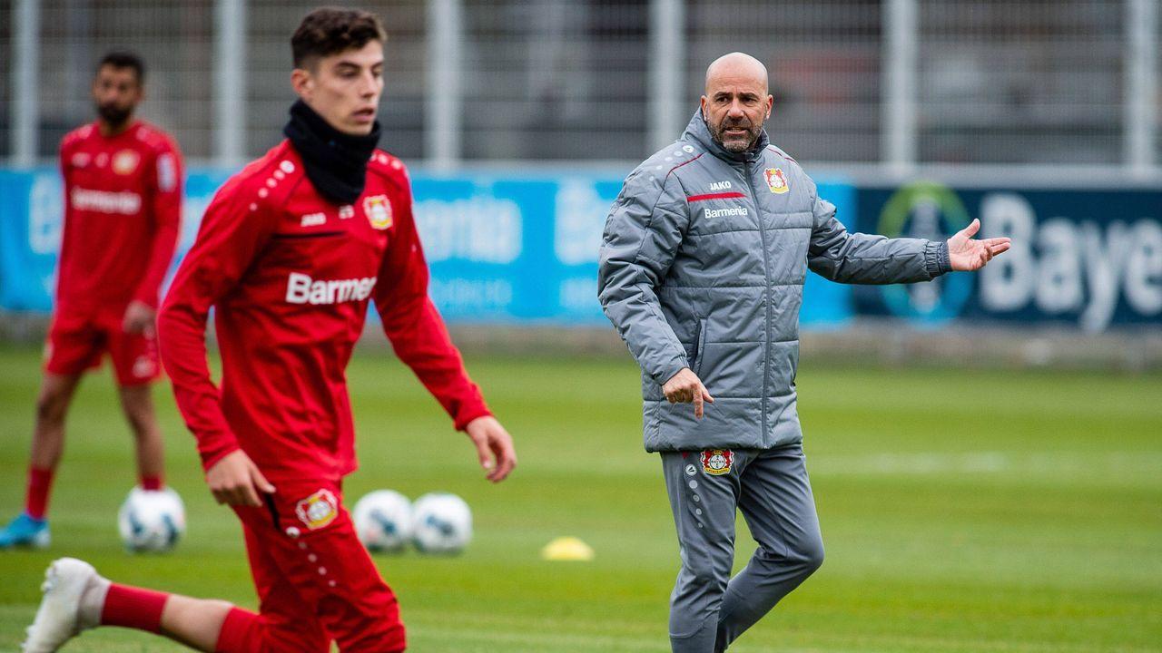 Bayer 04 Leverkusen - Bildquelle: imago images/Eibner