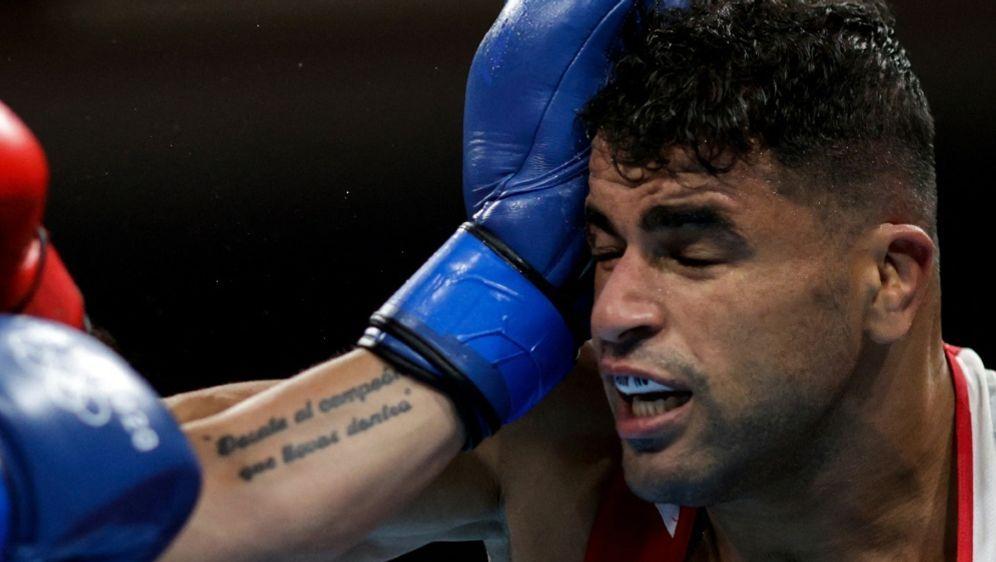 Ammar Riad Abduljabbar verliert das Viertelfinale - Bildquelle: AFPPOOLSIDUESLEI MARCELINO