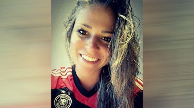 Melanie Leupolz (Fußball/Deutschland) - Bildquelle: melanie_leupolz/instagram