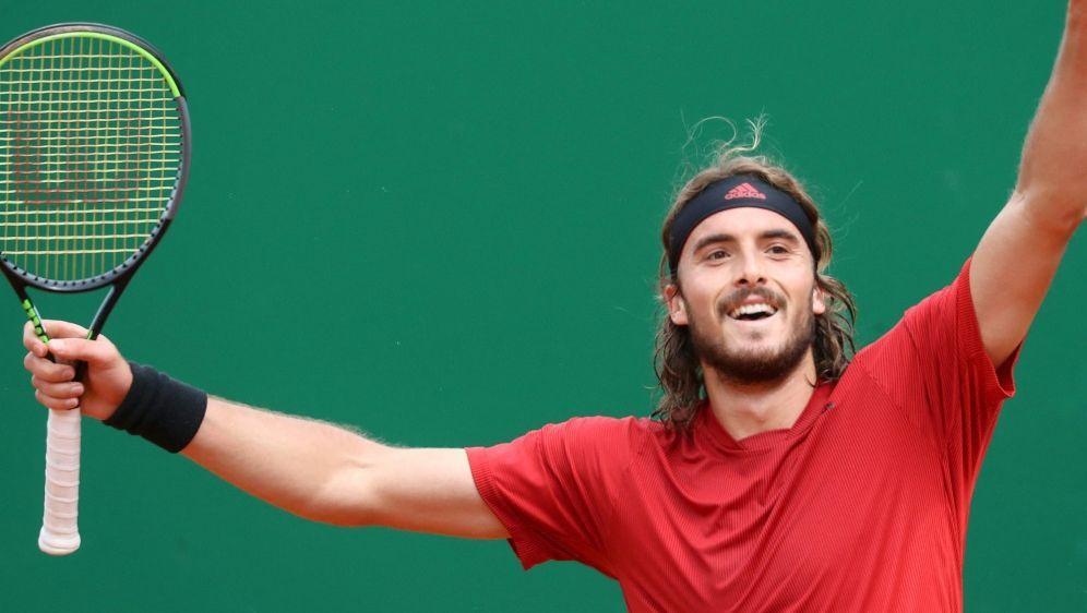 Stefanos Tsitsipas gewinnt seinen ersten Masters-Titel - Bildquelle: AFPSIDVALERY HACHE