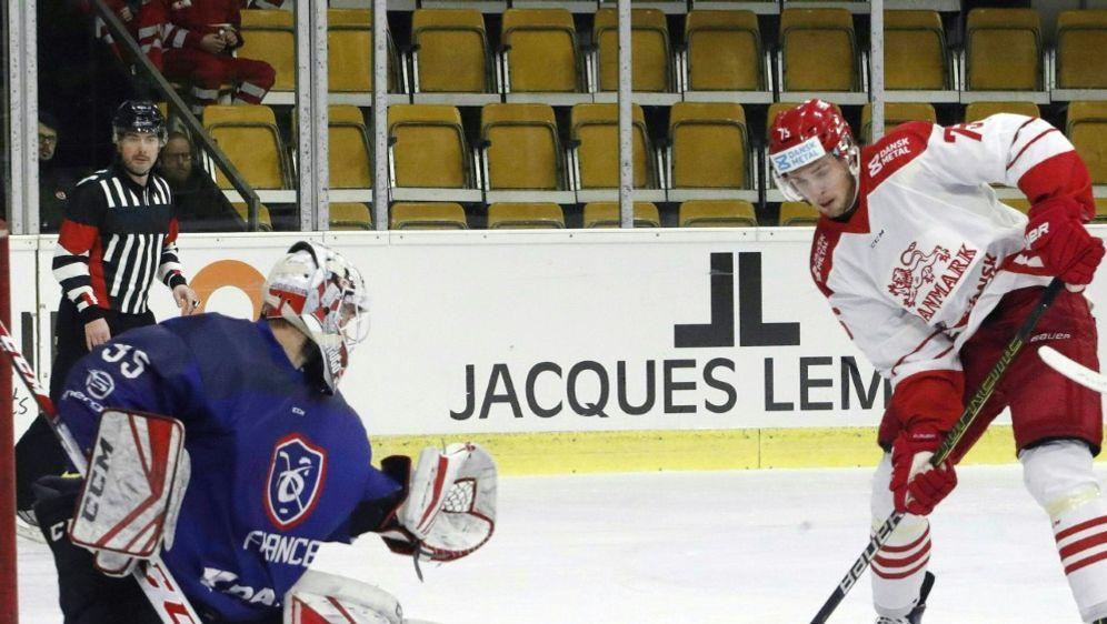 From kommt vom schwedischen Verein Modo Hockey zur DEG - Bildquelle: APAAPASIDGERT EGGENBERGER
