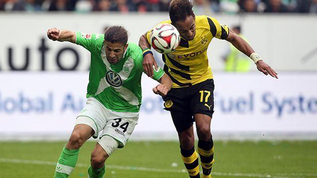Spiel Dortmund Gegen Wolfsburg