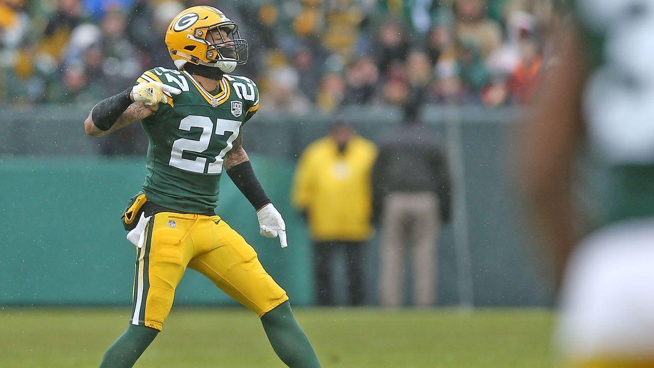 Josh Jones (Green Bay Packers) - Bildquelle: Getty
