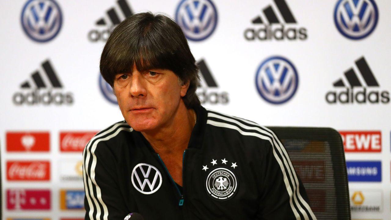 Joachim Löw nominiert DFB-Kader - Bildquelle: 2018 Getty Images