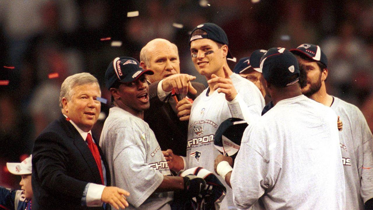 Saison 2001 - Bildquelle: imago/Icon SMI