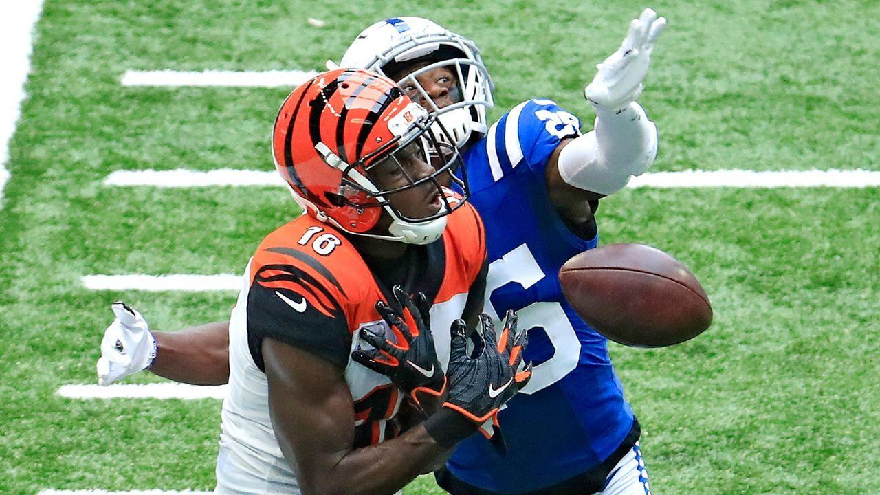 Schlechte Leistungen: A.J. Green (Cincinnati Bengals) - Bildquelle: 2020 Getty Images