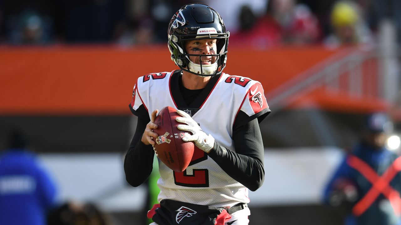 Matt Ryan (Quarterback, Allanta Falcons) - Bildquelle: 2018 Getty Images