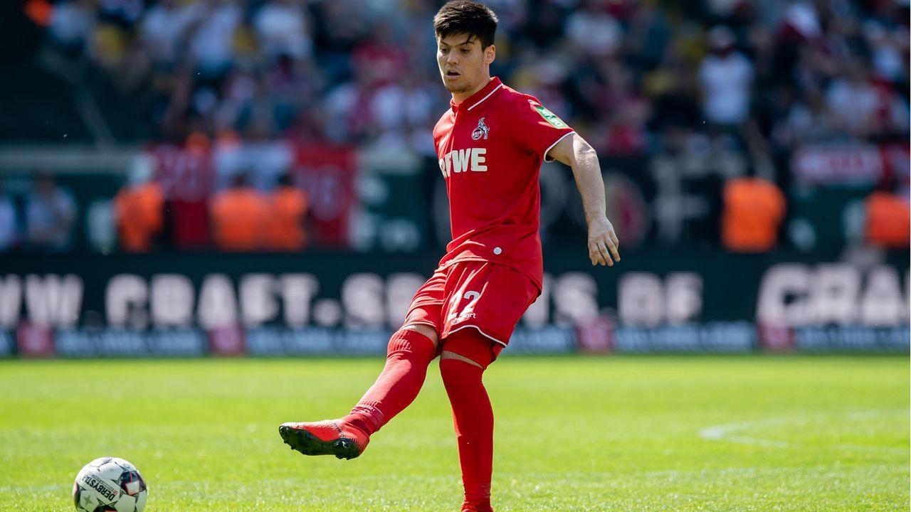 Jorge Mere (1. FC Köln)  - Bildquelle: 2019 Getty Images