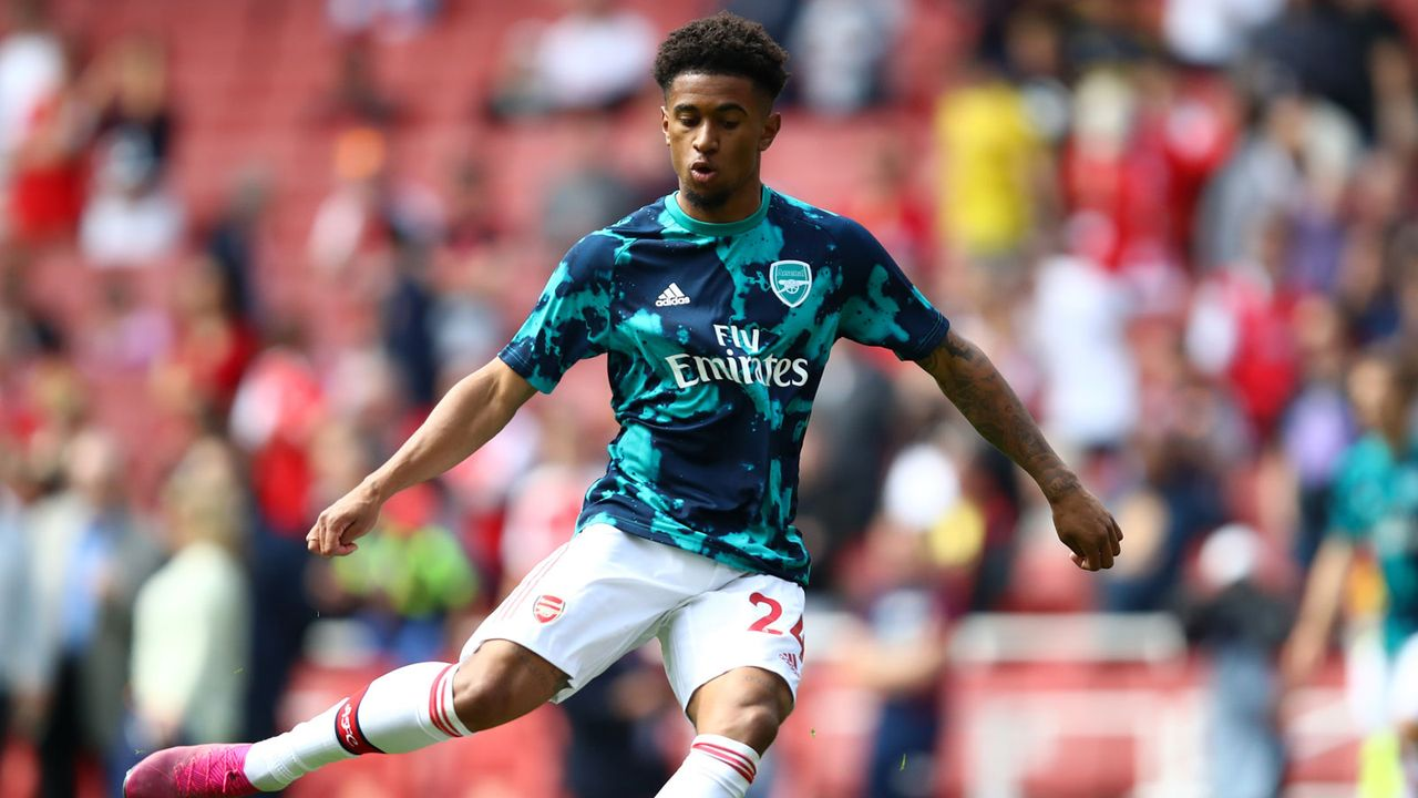 Reiss Nelson - Bildquelle: 2019 Getty Images