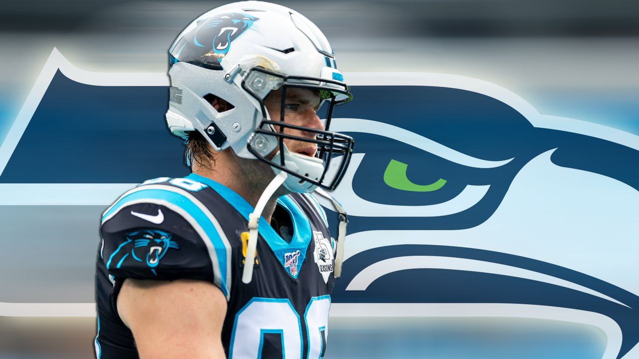 Greg Olsen (Seattle Seahawks) - Bildquelle: imago