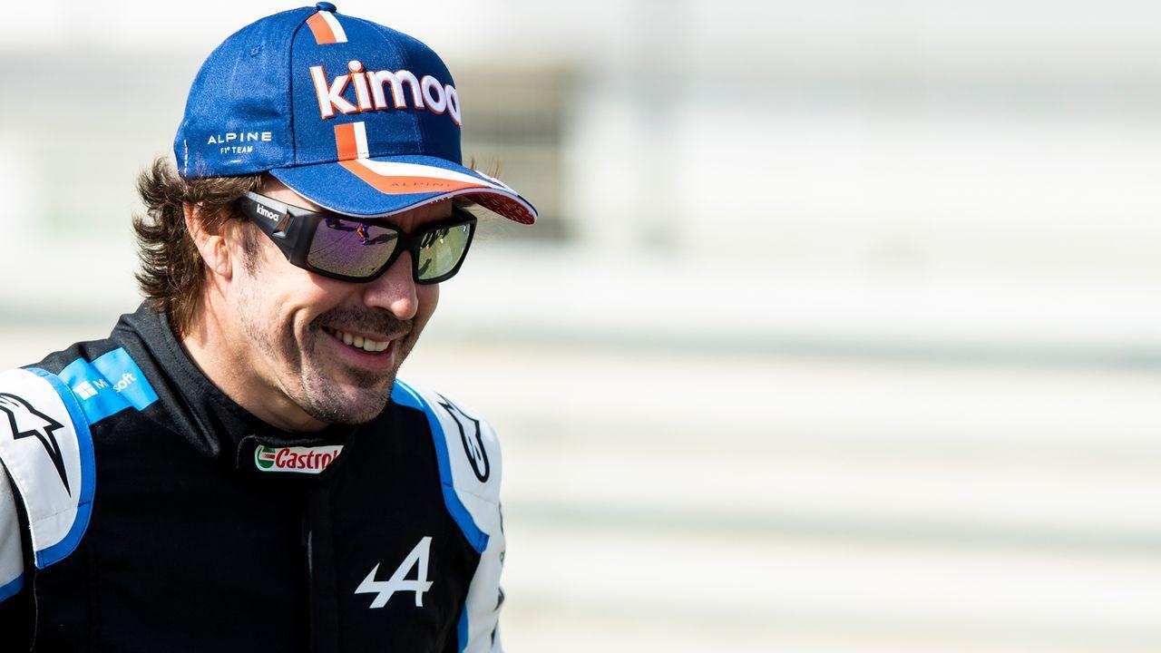 Alonso tut der Formel 1 gut - Bildquelle: 2021 Getty Images