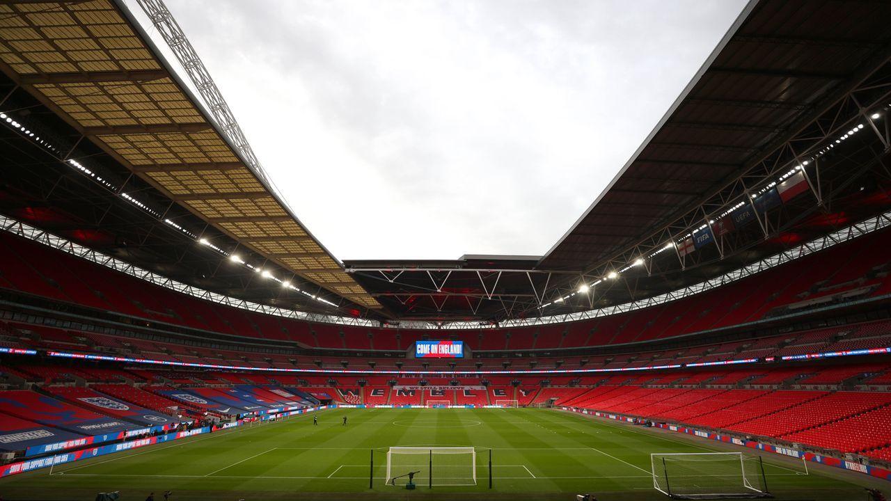 London - Wembley Stadium - Bildquelle: imago images/PA Images