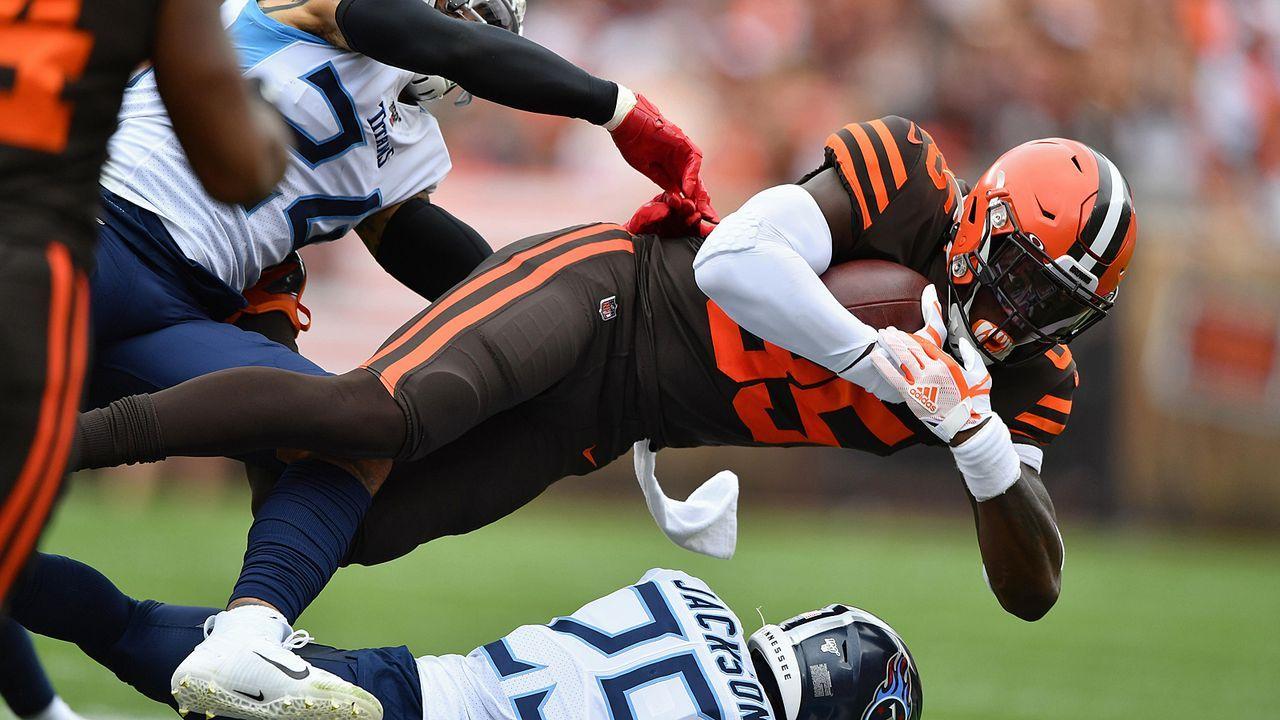 David Njoku (Cleveland Browns) - Bildquelle: Getty Images