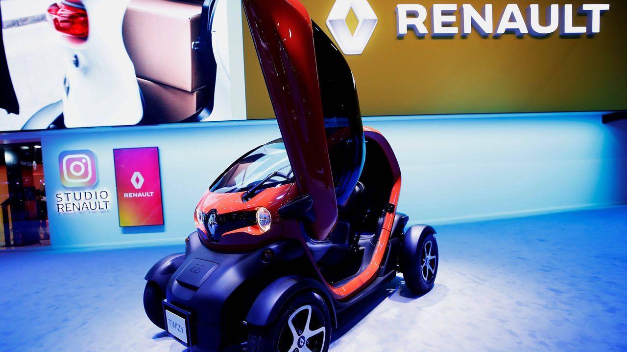 Renault Twizy - Bildquelle: imago/Agencia EFE