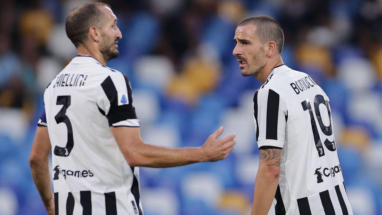 Platz 12: Juventus Turin - Bildquelle: imago images/Insidefoto