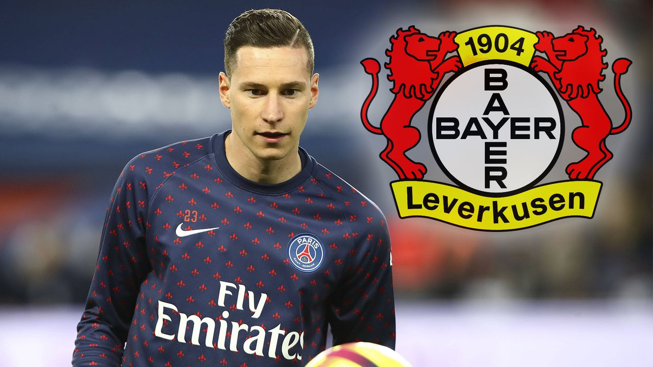 Julian Draxler (Paris Saint-Germain) - Bildquelle: imago images / PanoramiC