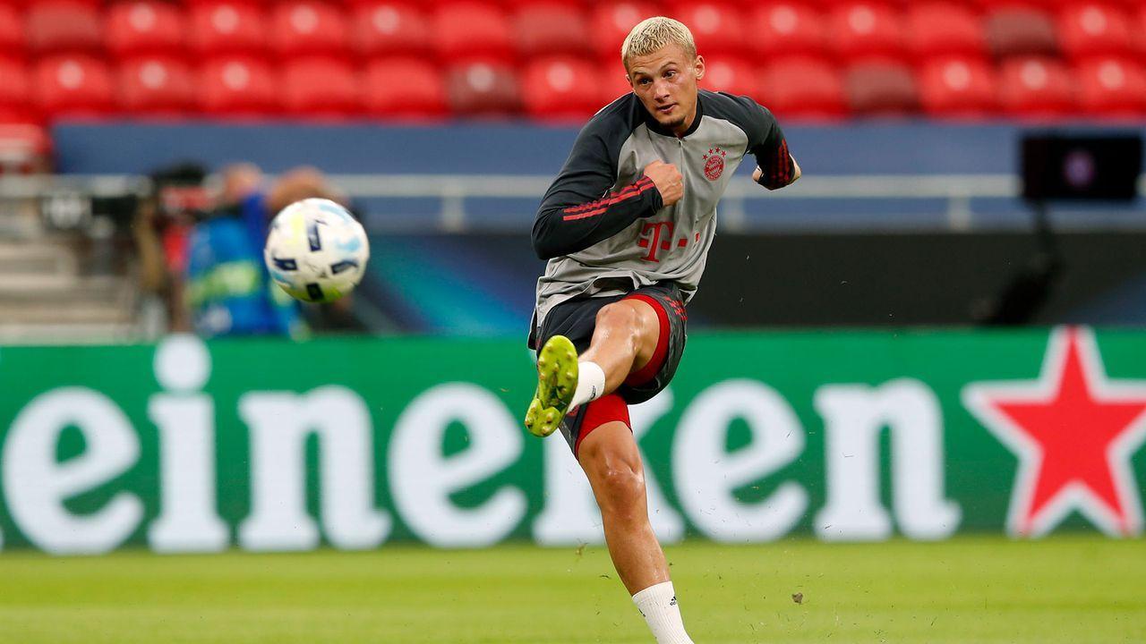 Michael Cuisance (FC Bayern München) - Bildquelle: 2020 Getty Images